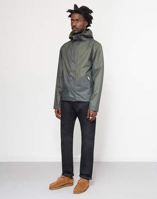 Hunter Windcheater Green