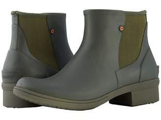 Bogs Auburn Slip-On Boot Rubber