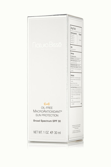 Natura Bisse C+c Oil-free Macroantioxidant Sun Protection Spf30, 30ml