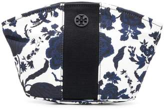 Tory Burch (トリー バーチ) - Tory Burch floral print make up bag