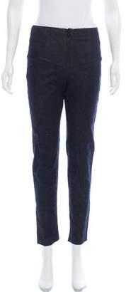 Tibi Mid-Rise Skinny Jeans