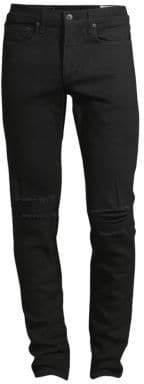 Rag & Bone Fit 1 Skinny-Fit Distressed Jeans