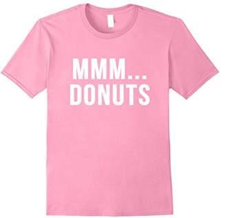 Maison Margiela Donuts sarcastic novelty gift funny 90s tv t shirt