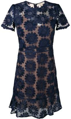 MICHAEL Michael Kors floral pattern short dress
