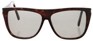 Saint LaurentYves Saint Laurent Tortoiseshell Square Sunglasses