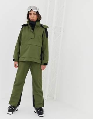Asos 4505 SKI minimal snowboarding pants with fully taped seams