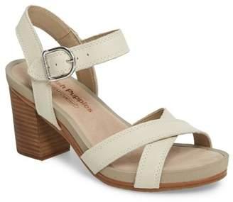 Hush Puppies R) Mariska Block Heel Sandal (Women)