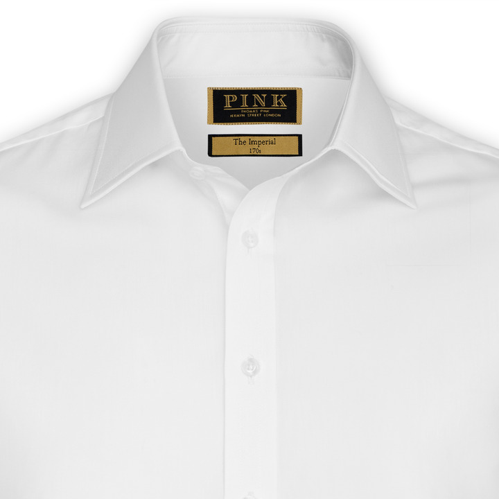 Edwin 170s Imperial Slim Fit Shirt - Double Cuff