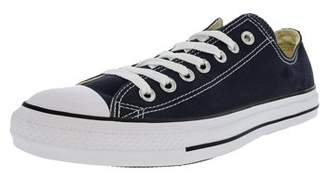 Converse Chuck Taylor All Star Ox Navy Ankle-High Fashion Sneaker - 12.5M / 10.5M