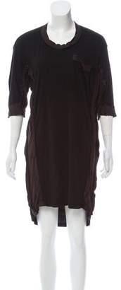 Clu Short Sleeve Mini Dress