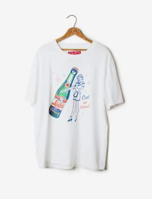Lucky Brand Totally Lucky Soda Pop Tee