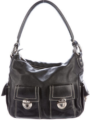 Marc Jacobs Marc Jacobs Blake Leather Hobo