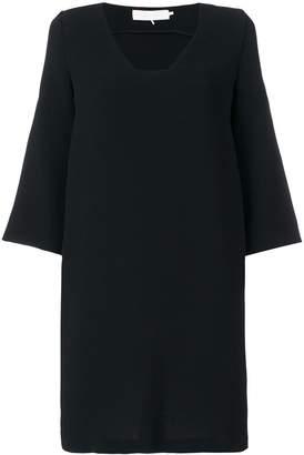 L'Autre Chose V-neck dress