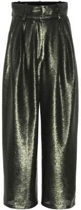 Marc Jacobs Sequined wide-leg pants