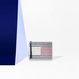 Tommy Hilfiger Tommy Flag Pearl Clutch Bag