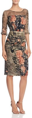 Tracy Reese Floral Print Dress $348 thestylecure.com