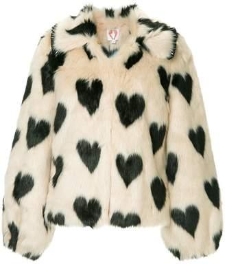 Cullen Shrimps heart jacket