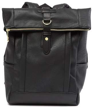 Madden-Girl Fold-Top Backpack