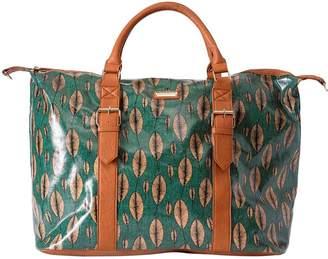 Kangol Leaf Print Weekend Bag