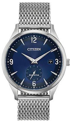 Citizen BTW Analog BV1110-51L Stainless Steel Bracelet Watch