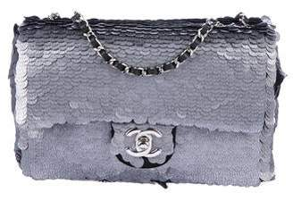 Chanel Mini Paillette Flap Bag