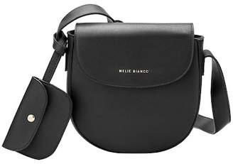 Melie Bianco Piper Vegan Leather Crossbody Bag