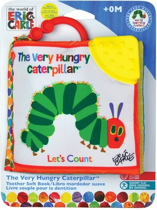 "Eric Carle Kohl's The World of Let's Count"" Soft Book"