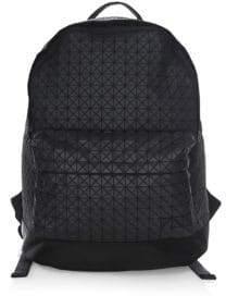 Bao Bao Issey Miyake Men s Geometric Daypack Backpack - Matte Black 74f86750cf11e