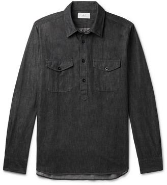 Mr P. Cotton-Chambray Shirt