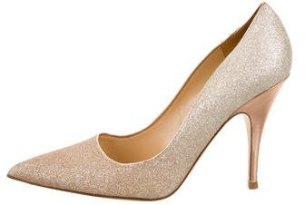 Kate Spade Kate Spade New York Glitter Pointed-Toe Pumps