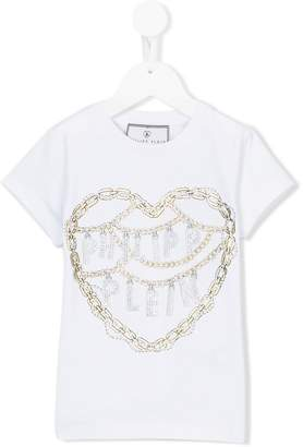 Philipp Plein Junior Friel T-shirt