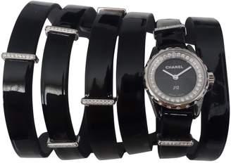Chanel J12 XS Black Steel Watches