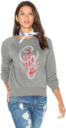 Tommy Hilfiger TOMMY x GIGI Anchor Sweater $95 thestylecure.com
