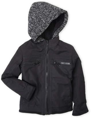Urban Republic Boys 8-20) Ballistic Knit Hood Jacket