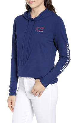 Vineyard Vines Two Tone Vintage Whale Slub Sweatshirt