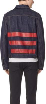 Helmut Lang Jacket with Stripes