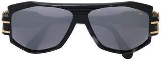 Cazal geometric frame sunglasses