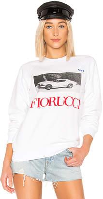 Fiorucci Car Sweatshirt
