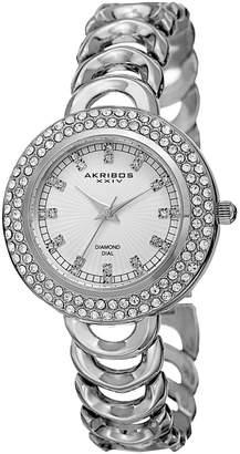 Akribos XXIV Women's Diamond Watch