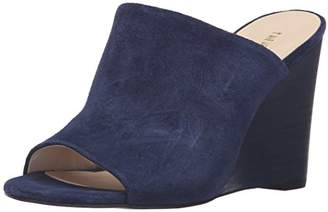 Nine West Women's Felana Suede Wedge Sandal