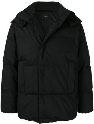 Theory padded winter jacket