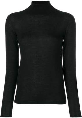 Le Tricot Perugia roll-neck jumper