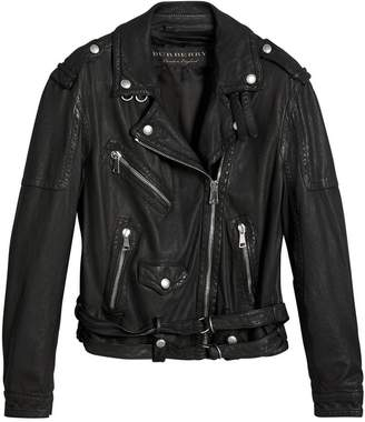 Burberry Reissued biker jacket