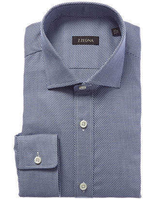 Ermenegildo Zegna Classic Dress Shirt