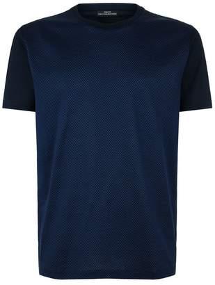 HUGO BOSS Honeycomb Slim Fit T-Shirt