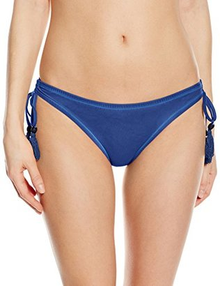Lucky Brand Women's Vacation Vibe Hand-Dyed Bikini Bottom $45.16 thestylecure.com