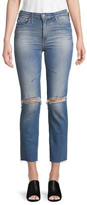 AG Jeans Isabelle Cotton Jeans