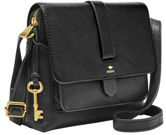Fossil Kinley Small Crossbody Handbag Black
