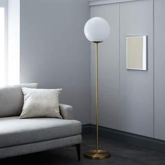 west elm Globe Floor Lamp