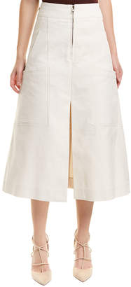 Chloé Slit Long Skirt